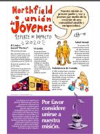 2020 impact report in Spanish